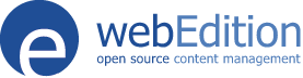 webEdition Logo